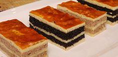 Kipróbált karácsonyi sütemények: 10 tökéletes recept - Receptneked.hu - Kipróbált receptek képekkel Hungarian Cake, Gluten Free Desserts, Winter Food, Tiramisu, Cheesecake, Sweets, Cooking, Ethnic Recipes, Dios
