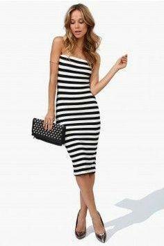 Stripes for life.