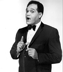 """Melvin Edward """"Slappy"""" White (September 20, 1921 – November 7, 1995) was an American comedian and actor.  He worked with Redd Foxx on the Chitlin' circuit of stand-up comedy during the 1950s and 1960s. He appeared on the television shows Sanford and Son, That's My Mama, Blossom, and Cybill."""