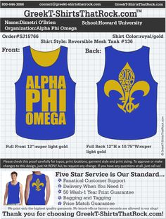 Alpha Phi Omega Greek T-Shirts That Rock Choose any design and request a proof on our website and we'll throw in 3 free shirts for you when you mention the Promo Code Sorority Recruitment, Sorority Shirts, Sorority Decorations, University Organization, Sorority Quotes, Alpha Phi Omega, Spring 2016, Spring Break, Greek Shirts