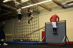 Some cool stuff to add to your crossfit gym