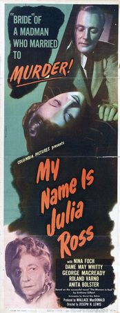 My Name Is Julia Ross. http://www.istavisio.com/6/post/2011/01/character-nose.html