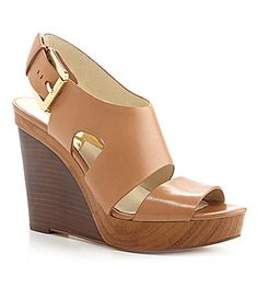 b8a2bf49955 Gianni Bini Aleah Bandage Wedge Sandals