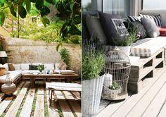   Inspiration déco  5 indispensables pour l'aménagement d'un patio