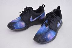 Galaxy Nike Roshe One - Custom Sneakers