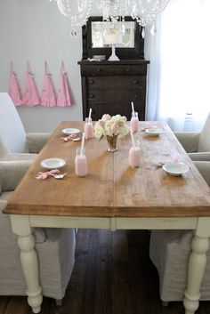 Third Birthday Party for Friends - Coordinately Yours by Julie Blanner entertaining & design that celebrates life