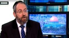 Rabbi David Lau says structure could fit atop the Temple Mount without need to remove Muslim houses of worship Jewish Temple, End Time Headlines, Temple Mount, New Bible, Important News, The Kingdom Of God, Chief Rabbi, Jerusalem