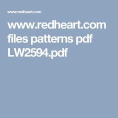 www.redheart.com files patterns pdf LW2594.pdf