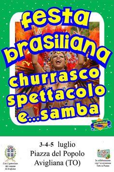 Festa brasiliana - Avigliana