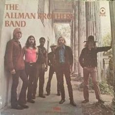 The Allman Brothers Band - The Allman Brothers Band at Discogs