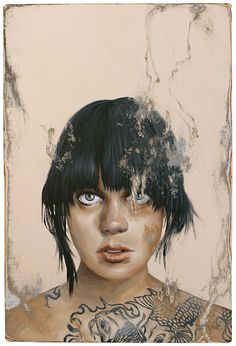 Richard Salcido; http://inkbutter.com/the-art-of-richard-salcido