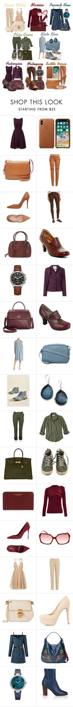 """Aya's David Zyla Colors"" by lora-86 ❤ liked on Polyvore featuring Phase Eight, FOSSIL, Balmain, Sebastian Professional, Helmut Lang, NOVICA, Söfft, Michael Kors, Vivienne Westwood and Kate Spade"