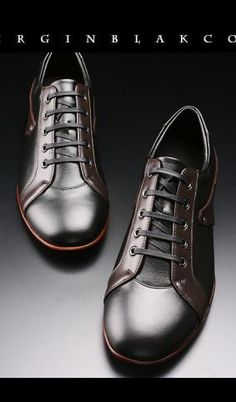 Virgin Blak hand-crafted shoe, $108.99