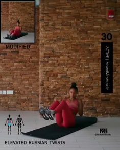A full body HIIT workout — no equipment required Improve heart health, increase fat loss and strengthen and tone your muscles. Fitness Workouts, Full Body Hiit Workout, Yoga Fitness, At Home Workouts, Core Workouts, Sixpack Workout, Hitt Workout, Fitness Bodybuilding, Excercise