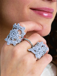 FREE RING PATTERN | crochet today These are so cute!!