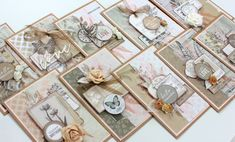 This is an online Kaisercraft Whisper Card Class that will step you through how to make a set of 10 Whisper Cards using Kaisercraft's Whisper Collection. Card Making Tutorials, Heartfelt Creations, Creative Cards, Whisper, Cardmaking, Craft Cards, Card Ideas, Tuesday, Gift Sets