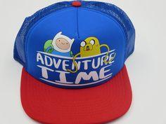Adventure Time Jake Finn Bioworld Officially Licensed Red Snapback Hat  #Bioworld #BaseballCap   #Adventure Time