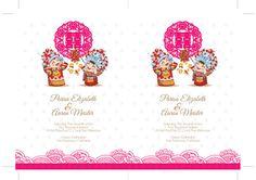 Traditional cute chinese wedding card g0712 oriental wedding diy printable editable chinese wedding invitation card by imleaf stopboris Choice Image