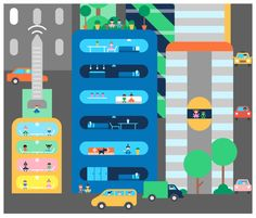 IBM Think Academy Smart Cities on Behance