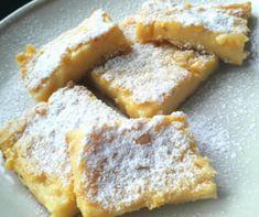 Diós rudacska (Nußstangl) Recept képpel - Mindmegette.hu - Receptek French Toast, Breakfast, Sweet, Dios, Morning Coffee, Candy
