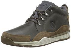 7fda3d030b40a K-Swiss Men s Eaton P Cmf Low-Top Sneakers  Amazon.co.uk  Shoes   Bags