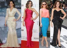 Kate Beckinsale's Week