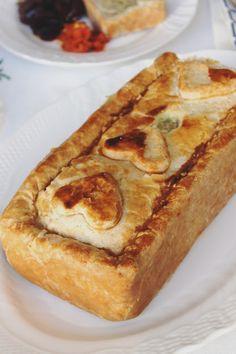 La Trappola Golosa  : Terrina di quinto quarto in crosta