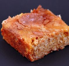 snickerdoodle pumpkin cream cheese blondie... are you effing kidding me? #NEED