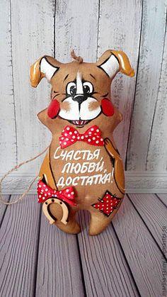 Ароматизированные куклы ручной работы. Ярмарка Мастеров - ручная работа. Купить Кофейный пёсик. Handmade. Коричневый, кофейная собака