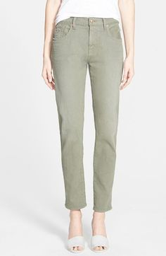 7 For All Mankind® Relaxed Skinny Jeans (Fatigue) available at #Nordstrom