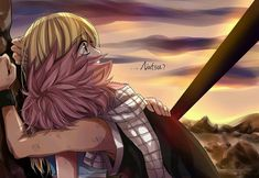 THIS IS NOT OKAY!! /NaLu, Natsu Dragneel and Lucy Heartfilia sadness overall