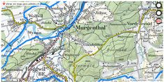 Murgenthal AG Velowege Fahrrad velotour #mobil #routenplaner https://ift.tt/2q96vEF #infographic #Geomatics