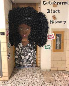Black history month bulletin board ideas women 68 Ideas for 2019