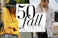 50 Perfect Fall Outfits To Copy Right Now | StyleCaster