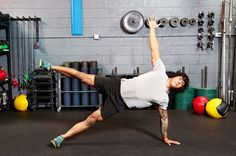 29. Single-Leg Straight-Arm Side Plank
