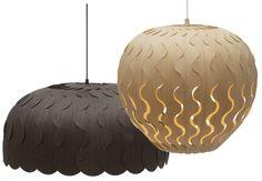 LAMPS. 'BEAU' & 'BELLE'. DAVID TRUBRIDGE
