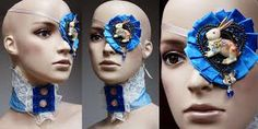 Image result for fashion eye patch
