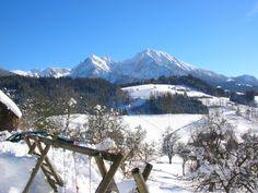 Winterwanderwege in Oberösterreich - Oberösterreich Reiseführer Mount Rainier, Mountains, Nature, Travel, Tours, Hiking, Places To Travel, Traveling, Naturaleza