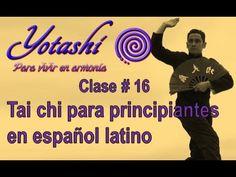 Clase 16 #taichi para principiantes en español latino Reiki Meditation, Meditation Music, Michelle Lewin, Qigong, Boxing Workout, Wing Chun, Aikido, Krav Maga, Acupressure