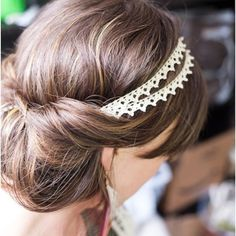 hairstyle inspiration -- updo