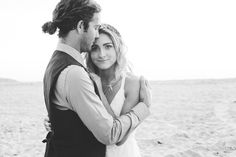 Wedding hair inspiration, San Diego Wedding, Levyland Estate Carlsbad Wedding, beach wedding editorial, wedding photography, couples photography, Kelly Cardenas Salon, All Days Wonder Photography, red and white bridal bouquet