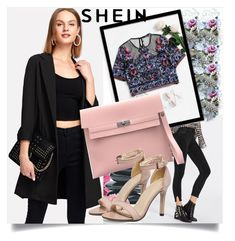 """SHEIN V/3"" by betty-boop23 ❤ liked on Polyvore featuring Sheinside and shein"