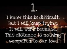 53 Best Long Distance Relationship Quotes Images Distance