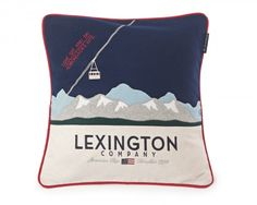 The Lexington Company is known for offering luxury designs in home textiles and apparel for men and women, inspired by New England style' - trends. Shop for the latest home collections & clothing from Lexington! Lexington Company, Lexington Home, East Coast Style, Cushions Online, New England Style, Holiday 2014, Blue Bedding, Fall Collections, Pillow Shams