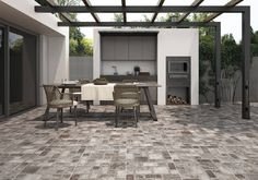 Terrazas - Aplicaciones - Hazlo con Cerámicos Patio, Outdoor Decor, Home Decor, Decks, Flats, Decoration Home, Room Decor, Home Interior Design, Home Decoration
