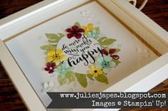 Julie Kettlewell - Stampin Up UK Independent Demonstrator - Order products 24/7: Upcoming Classes