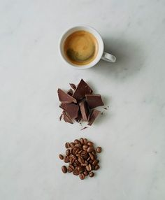 Coffee and Chocolate - Creation and direction: smith and village, photography by Craig Robertson, food styling by Angela Boggiano