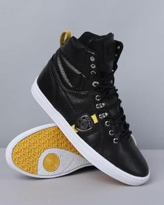Ryan Mid Sneakers by Coogi