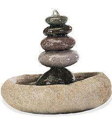 Rocks. Love rocks. Rocks with water - relaxing.