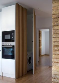 Trendy Home Interior Doors Cabinets Kitchen Room Design, Laundry Room Design, Room Interior, Interior Design Living Room, Design Bedroom, Interior Doors, Küchen Design, House Design, Cuisines Design